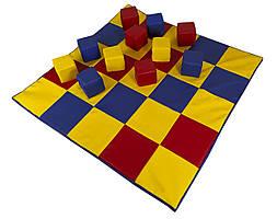 Мат-коврик Кубики 120-120-3 см TIA-SPORT. ТС131