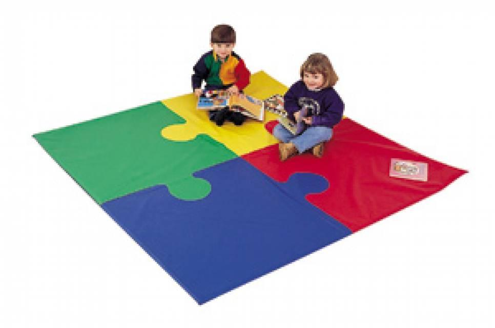 Мат-килимок-Пазл 100-100-5 см TIA-SPORT. ТС132