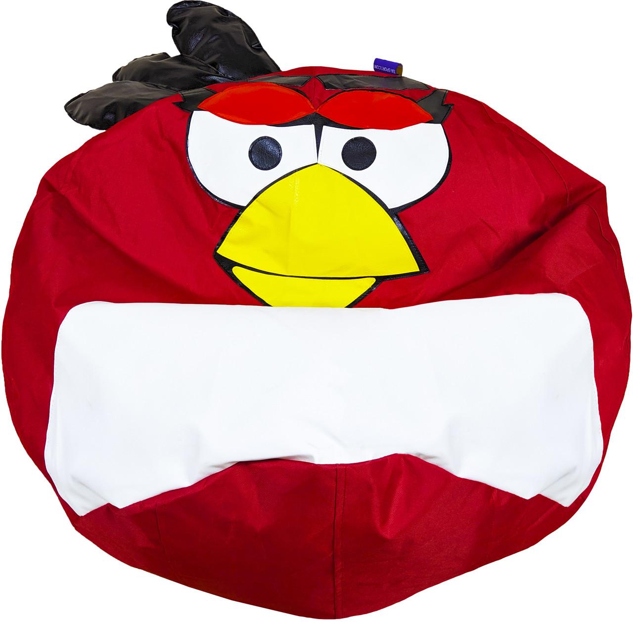 Кресло мешок Angry Birds мяч TIA-SPORT. ТС281