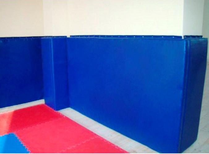 Стеновые протекторы без монтажа TIA-SPORT. ТС283