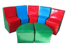 Комплект мебели Полукруг TIA-SPORT. ТС297