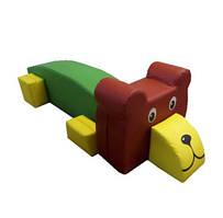 Мягкий игровой модуль Медведь TIA-SPORT. ТС395