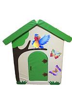 М'який будиночок Папужка TIA-SPORT. ТС406, фото 1