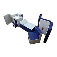 Игровой набор Больница TIA-SPORT. ТС427