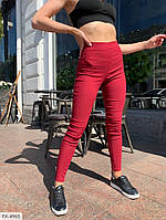 Приталенные красивые стильные джинсы летние тонкие джеггинсы пояс на резинке большие размеры 50-52,54-56,58-60