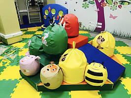 Детская игровая комната до 30 кв.м TIA-SPORT. ТС445