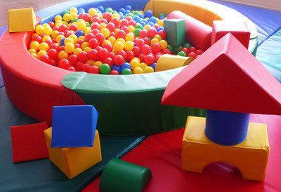 Дитяча ігрова кімната 20 кв. м TIA-SPORT. ТС447