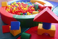 Дитяча ігрова кімната 20 кв. м TIA-SPORT. ТС447, фото 1