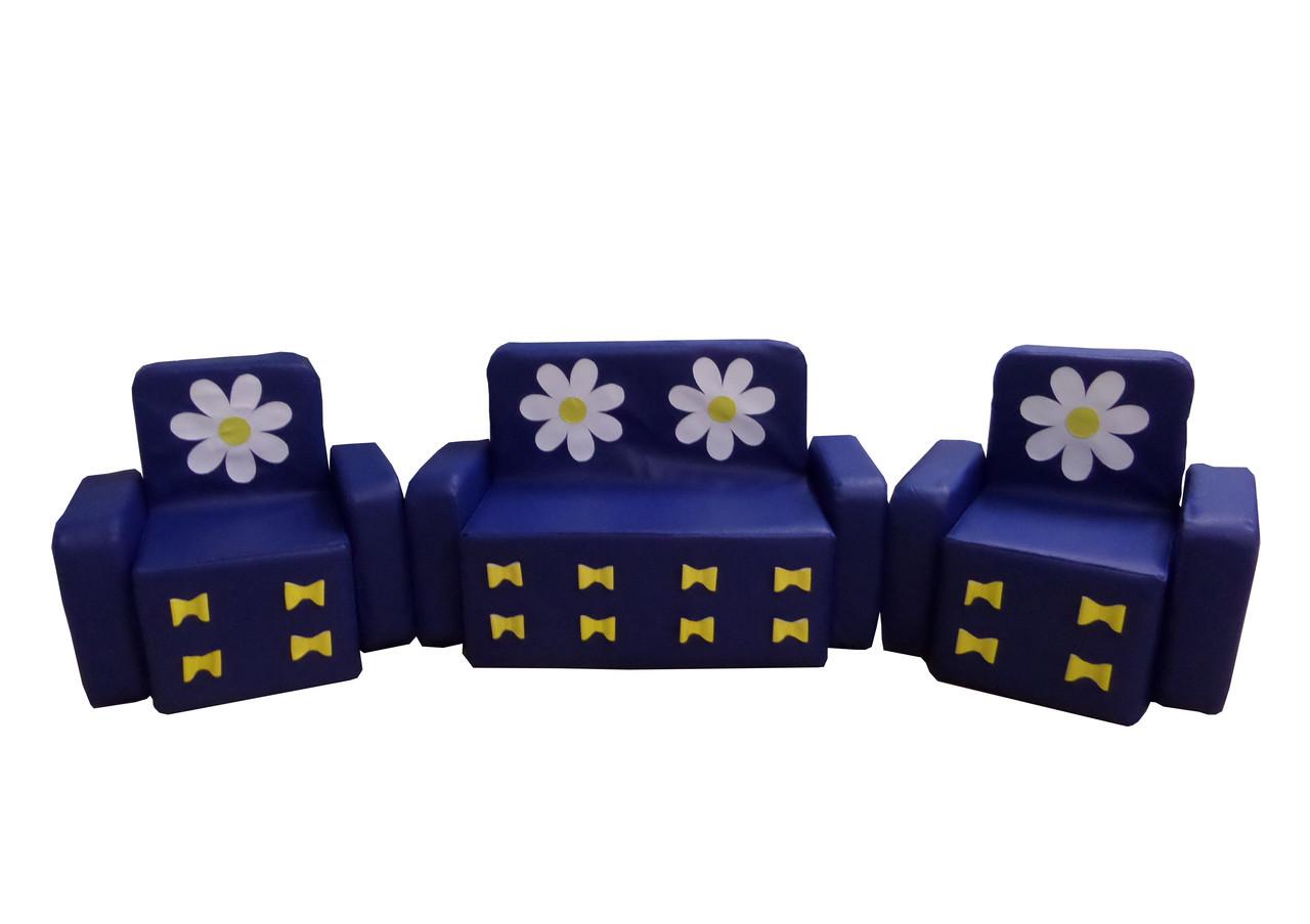 Набір меблів Ромашка без столу TIA-SPORT. ТС458