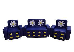 Набор мебели Ромашка без стола TIA-SPORT. ТС458