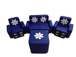 Набор мебели Ромашка со столом TIA-SPORT. ТС459