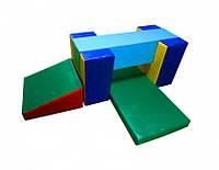 Спортивно-ігровий тренажер Ползалка блок TIA-SPORT. ТС511