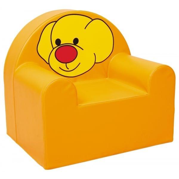 Кресло детское Песик TIA-SPORT. ТС529
