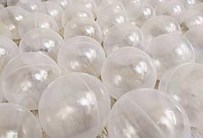 Шарики для сухого бассейна прозрачные TIA-SPORT. ТС558