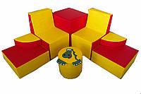 Комплект игровой мебели Динозавр TIA-SPORT. ТС602, фото 1