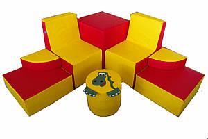 Комплект ігрової меблів Динозавр TIA-SPORT. ТС602