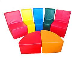 Комплект мебели Полукруг (козжам) TIA-SPORT. ТС604