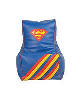 Кресло мешок детский Супермен TIA-SPORT. ТС658, фото 1