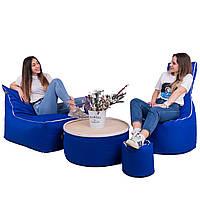 Комплект вуличних меблів Sunbrella (4 предмета) TIA-SPORT. ТС683