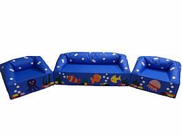 Комплект игровой мебели Океан TIA-SPORT. ТС699