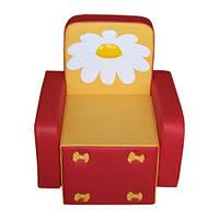 Кресло Бантик с аппликацией (цвета в ассортименте) TIA-SPORT. ТС712