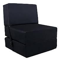 Безкаркасне крісло розкладне ліжко Поролон TIA-SPORT. ТС777