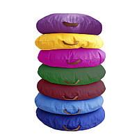 Мягкое сиденье-подушка круглая Оксфорд TIA-SPORT. ТС778