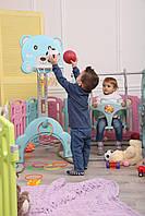 Баскетбольний щит Ведмежа XoKo Play Pen BS02 3 в 1