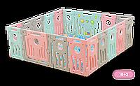 Дитячий манеж - загородження ХОКО Play Pen Ocean Series A16