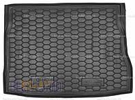 Килимок в багажник OPEL Corsa D (2006>) (5 дв.) (верхня полиця) AvtoGumm