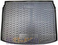 Килимок в багажник KIA XCeed (2020>) (нижня полиця) AvtoGumm