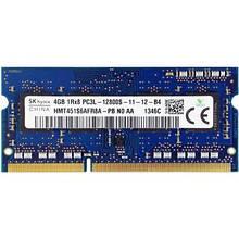 Модуль пам'яті для ноутбука SoDIMM DDR3L 4GB 1600 MHz Hynix (HMT451S6AFR8A-PB)