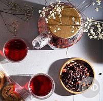 Чай фруктовый фруктовая смесь Папайя со сливками 50 г, фото 4