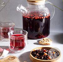 Чай фруктовый фруктовая смесь Папайя со сливками 50 г, фото 6