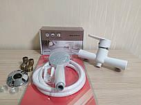 Смеситель для ванной комнаты и душа из термопластичного пластика  SW Brinex 37W 010-005