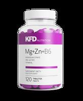 Комплекс ZMA Mg+Zn+B6 120 таблеток