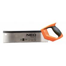 Ножовка NEO для стуслом, 350 мм, 11TPI (41-096)