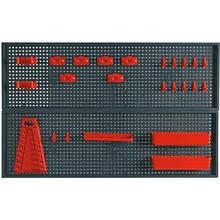 Ящик для инструментов Topex панель перфорированная 80 x 50 см (79R186)
