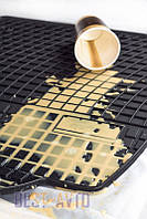 Гумові килимки в салон Suzuki SX4 I 2006-2013 EL TORO, фото 1