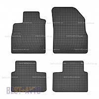 Гумові килимки в салон Renault Talisman 2015 - EL TORO