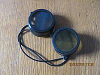 Крышки защитные для оптического прицела на резинках