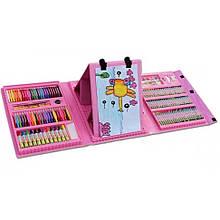 Набор для рисования и творчества Drawing Board 7117, розовый