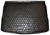 Килимки в багажник Nissan Qashqai (2014>) AvtoGumm, фото 1