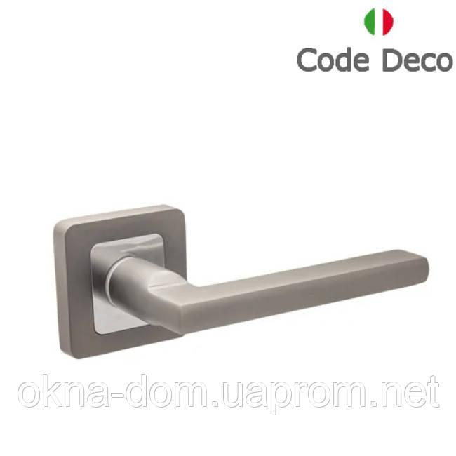 Ручки дверні Code Deco H-22050-A-GRF
