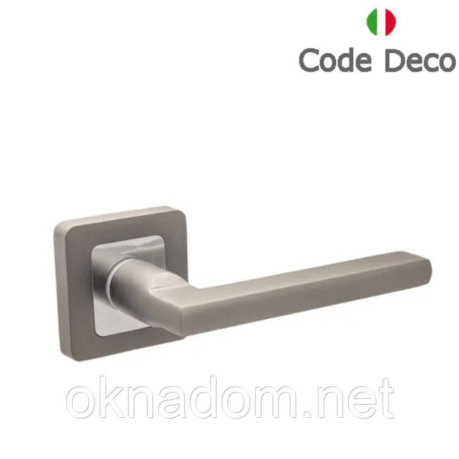 Ручки дверные Code Deco H-22050-A-GRF