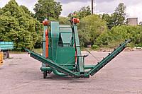 Само-передвижная зерноочистительная машина