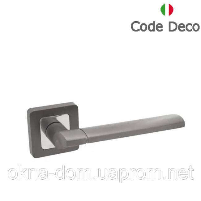 Ручки дверные Code Deco H-22092-A-GRF