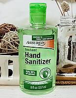 Санитайзер для рук Assured Hand Sanitizer увлажняющий и с алоэ, 237мл