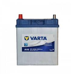 Аккумулятор Varta Blue Dynamic 40Ah JL+ 330A