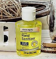 "Санитайзер для рук ""Лимон"" Assured Hand Sanitizer"